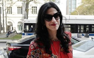 'Get Huma The Hell Out Of There': Clinton Aides' Response To Weiner Scandal