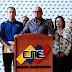 CNE recibió documento para ampliación de las bases comiciales a la ANC