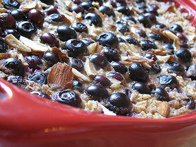 oatmeal breakfast pudding