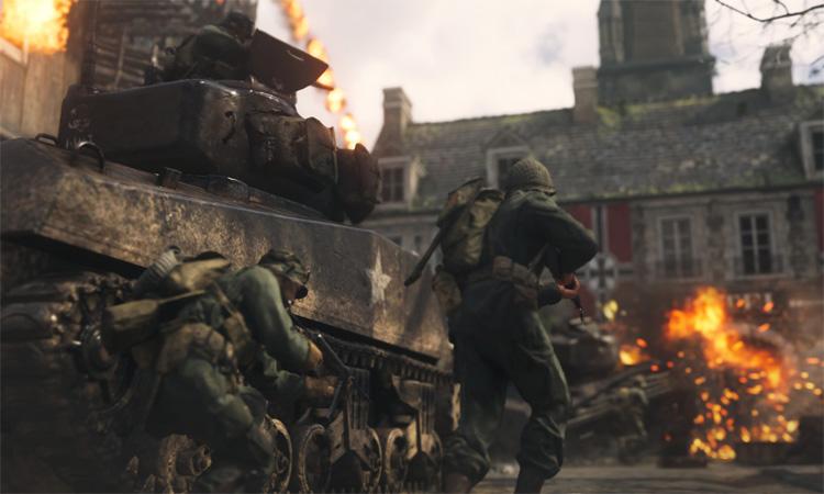 تحميل لعبة Call of Duty WW2
