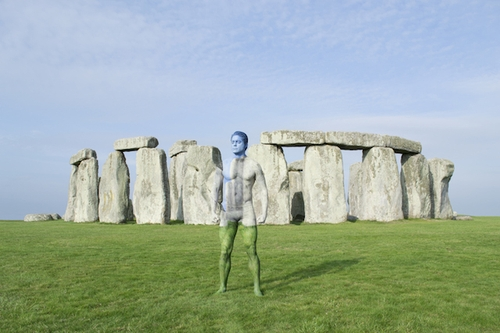 08-Stonehenge-Trina-Merry-Astrology-and-Camouflage-in-Body-Painting-Art-www-designstack-co