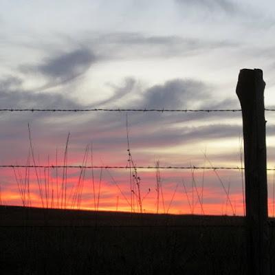 Sunset in Nebraska - Fall Photo Contest at BetterBudgeting