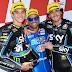Moto2: Mattia Pasini se lleva la pole en Alemania