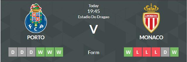 Prediksi Super dan Panduan Taruhan Porto vs Monaco