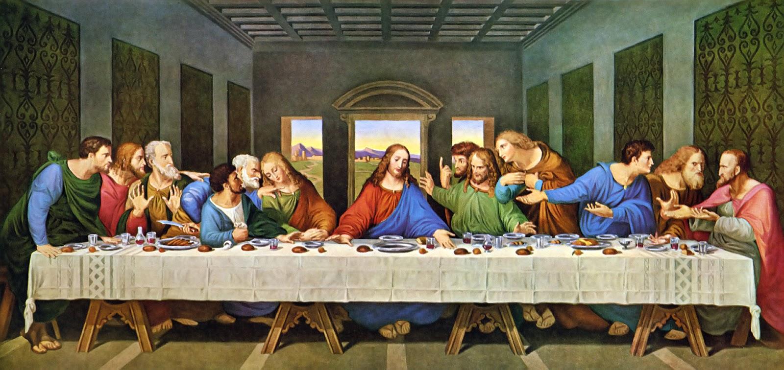 Da Vinci - Suas 5 principais pinturas