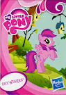 My Little Pony Pony Collection Set Skywishes Blind Bag Card