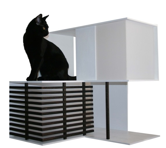 Modern Room Designs 15 Creative Cat Houses And Cool Cat Bed Designs.