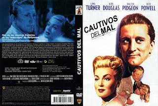 Cautivos del mal - Kirk Douglas - Lana Turner