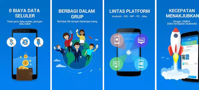 Share It - Aplikasi Sharing File Terbaik