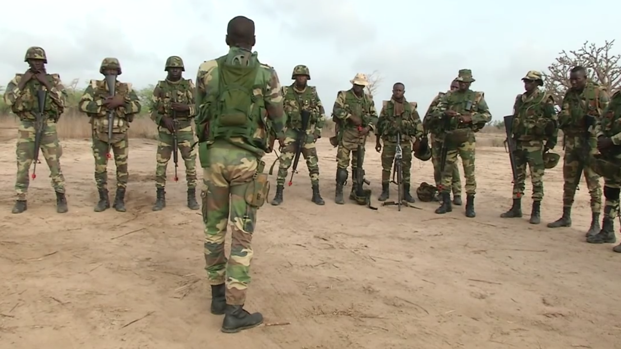 Nigerian Army 2018/2019 78 RRI Now Available For