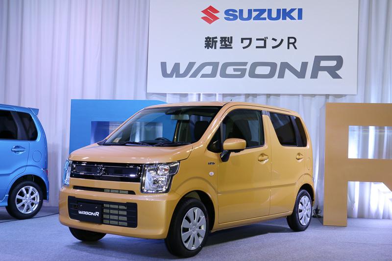 2018 suzuki wagon r. contemporary wagon the new generation suzuki wagon r and stingray are based on  the light rigid newgeneration u201cheartectu201d platform measure 3395 mm in  intended 2018 suzuki wagon r