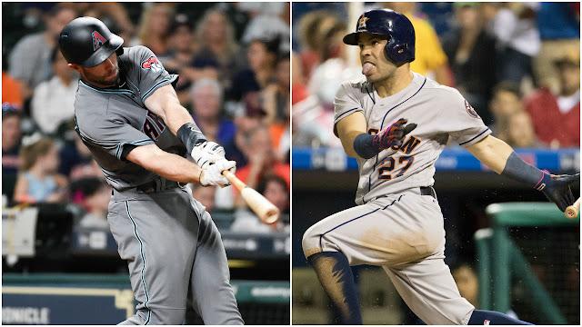 MLB: José Altuve y Paul Goldschmidt sólo piensan en ganar