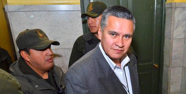 Eduardo León pasó 11 meses en una celda en San Pedro