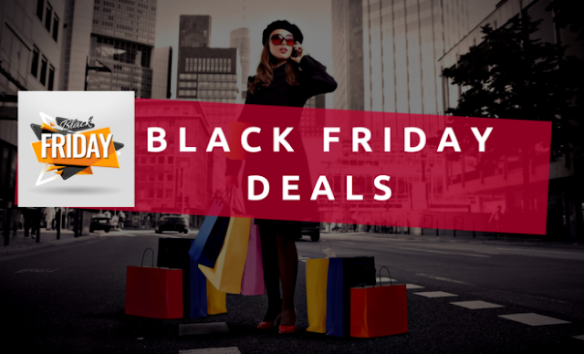 Thanksgiving, Black Friday & Cyber Monday Deals