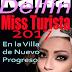 "Karla Delfín, ""Miss Turista 2017"" en Villa de Nuevo Progreso"