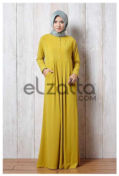 Koleksi Model Baju Muslim Elzatta Terbaru 2017 Eksklusif 100