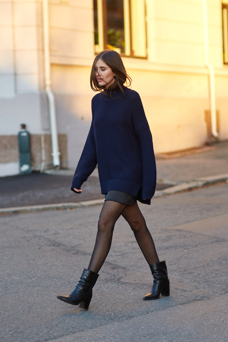 This Fall Look Is Perfect for a Night Out — Darja Barannik Style