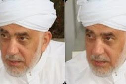 Sayyid Alawi, Imam Masjidil Haram Hafidz Qur'an setelah Makan Ludah Gurunya