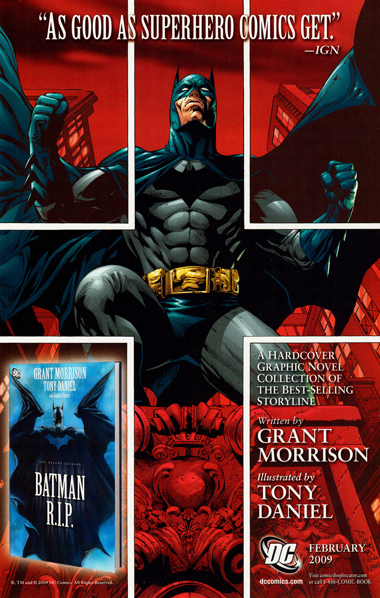 Read online Trinity (2008) comic -  Issue #34 - 15