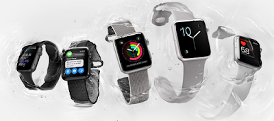 Meet the All New Apple Watch Series 2; Water Resistant with Integrated GPS