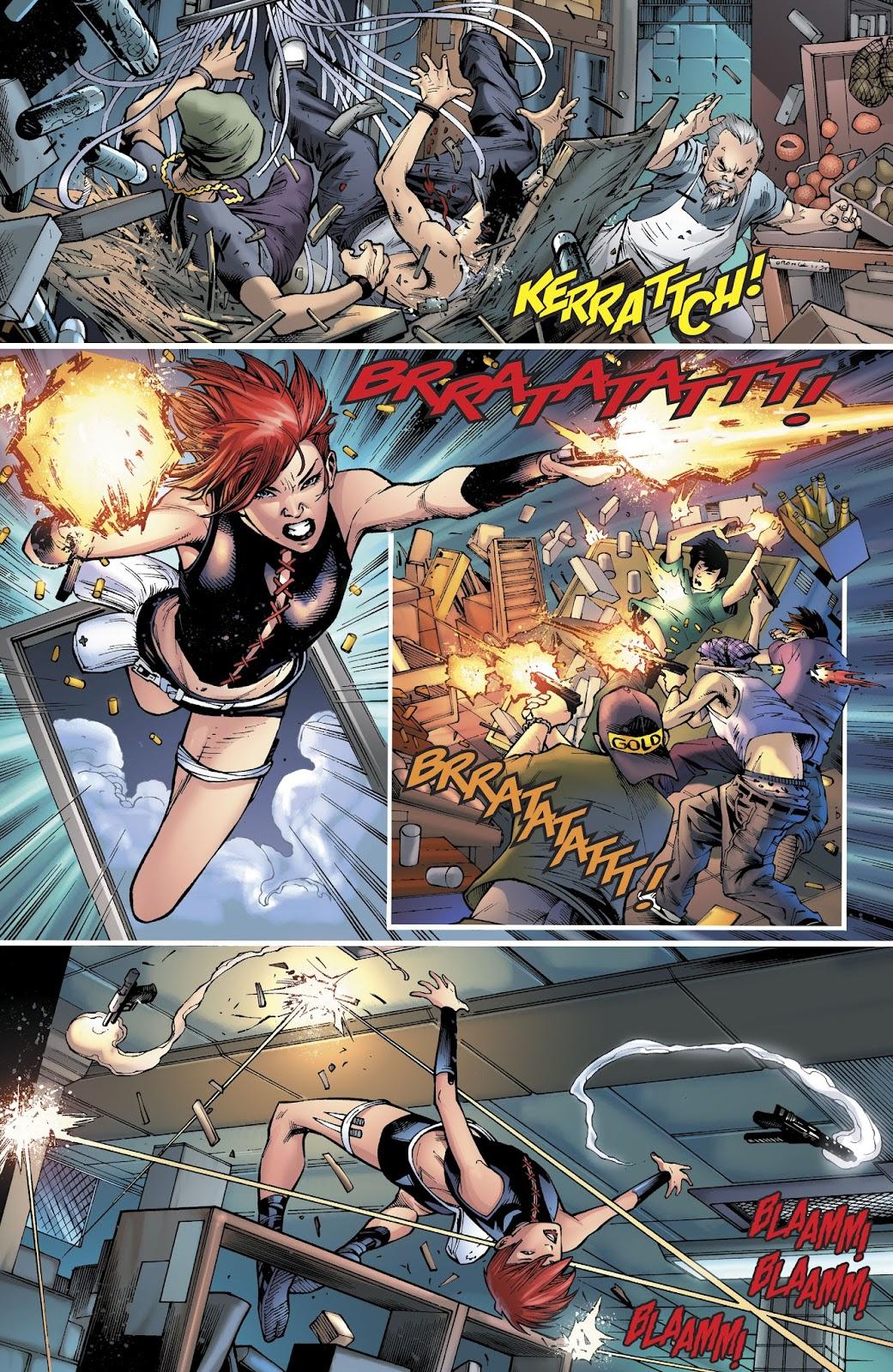 Read online Deathstroke (2016) comic -  Issue #21 - 7
