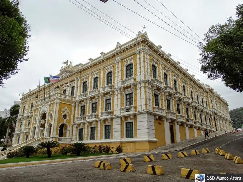 Palácio Anchieta - Palácio Anchieta - O que fazer em Vitória: capital do Espírito Santo