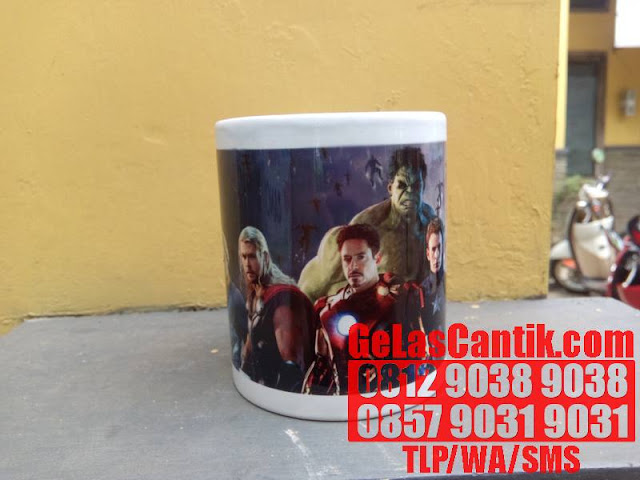 JUAL MUG JAR CUSTOM