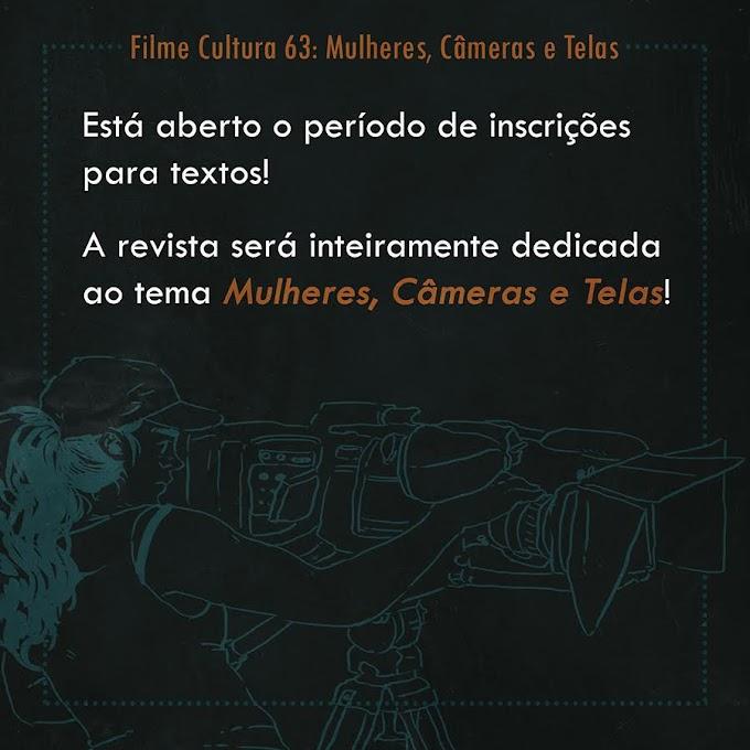 Revista Filme Cultura: Mulheres, Câmeras e Telas