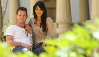Shaun Tait With Wife Mashoom