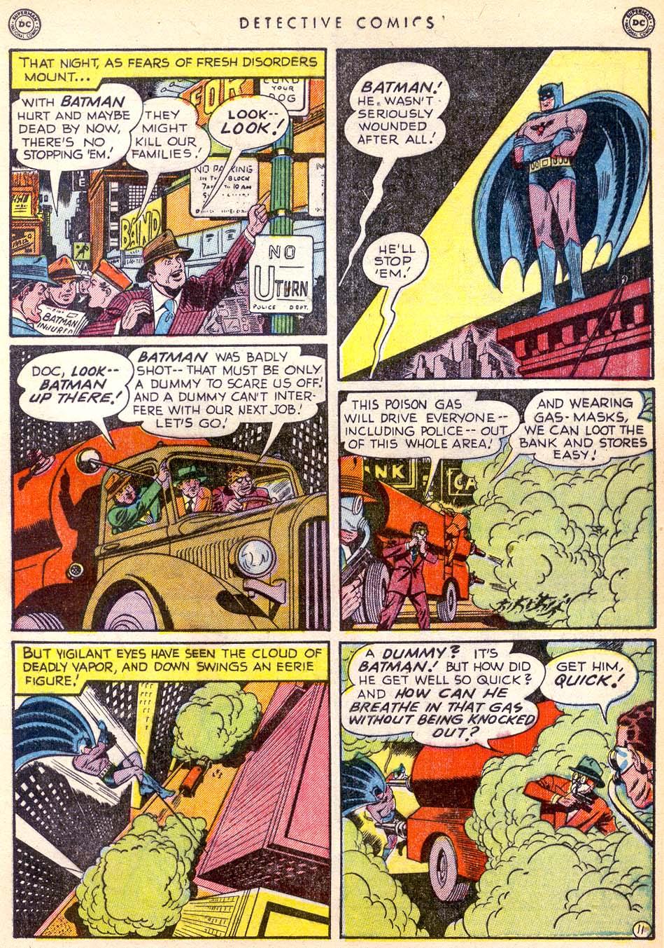 Detective Comics (1937) 165 Page 11