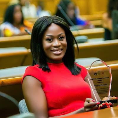Nana Akua Addo Honoured At African Women Intercultural Dialogue