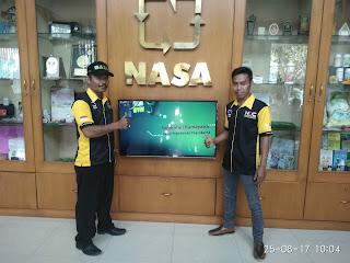 CARA DAFTAR AGEN NASA ROWOSARI