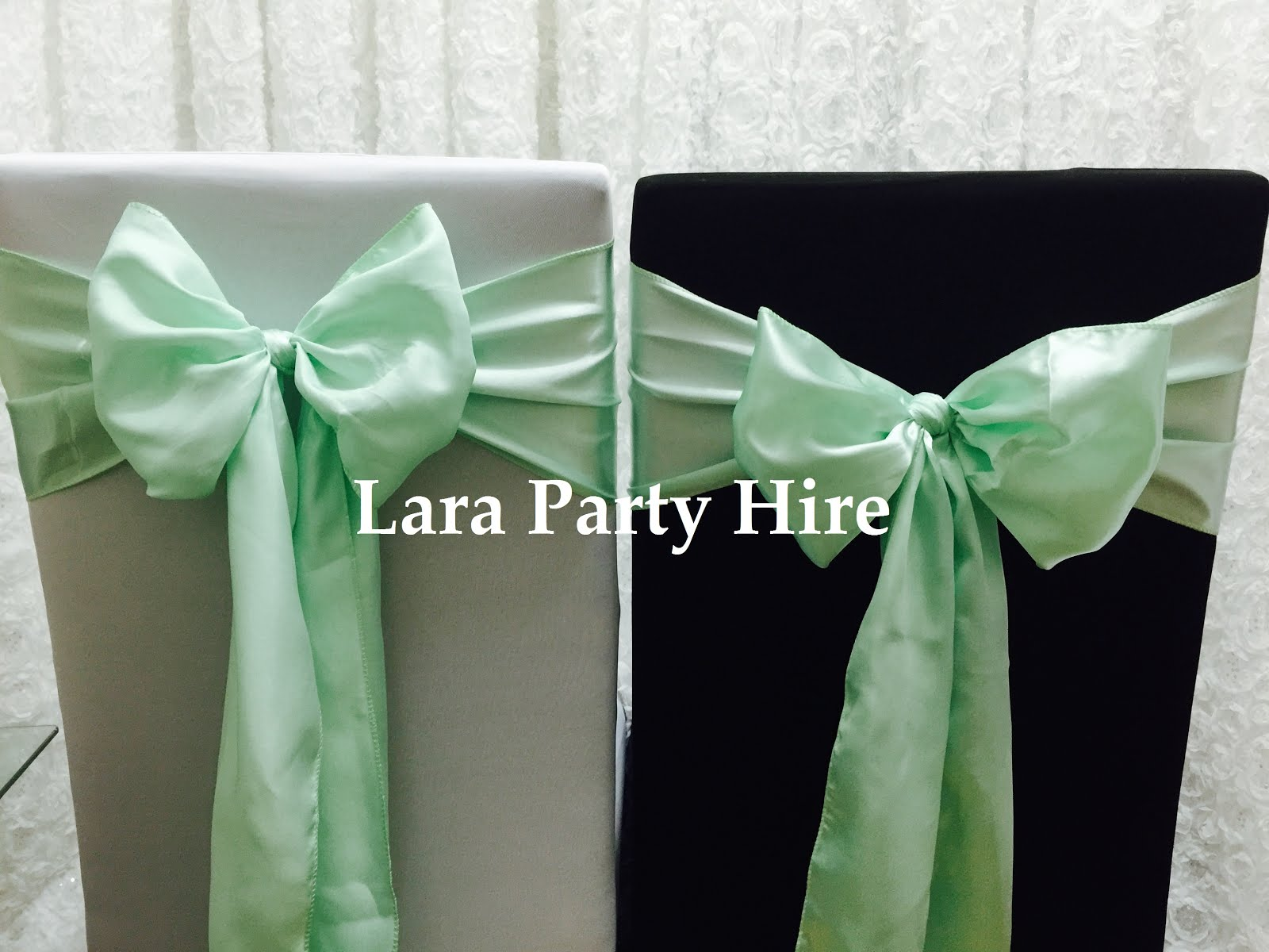 Mint Green Sashes