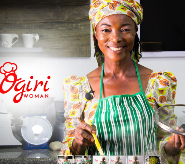 ogiri woman ifeoma uzoma celebrity chef