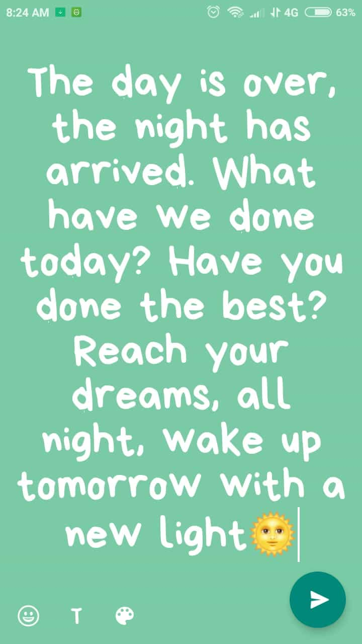 Kata Ucapan Selamat Tidur Untuk Status Dan Caption Terindah Kosngosan