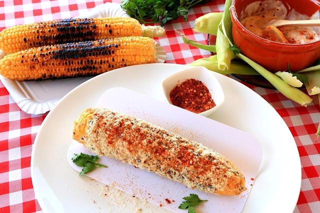 Pečeni-kukuruz-sa-meksičkim-premazom