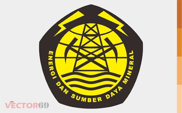 Logo Kementerian ESDM (Energi dan Sumber Daya Mineral) - Download Vector File AI (Adobe Illustrator)