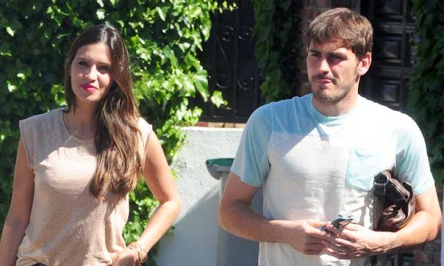 Sara Carbonero Ketakutan Saat Iker Casillas Kena Serangan Jantung