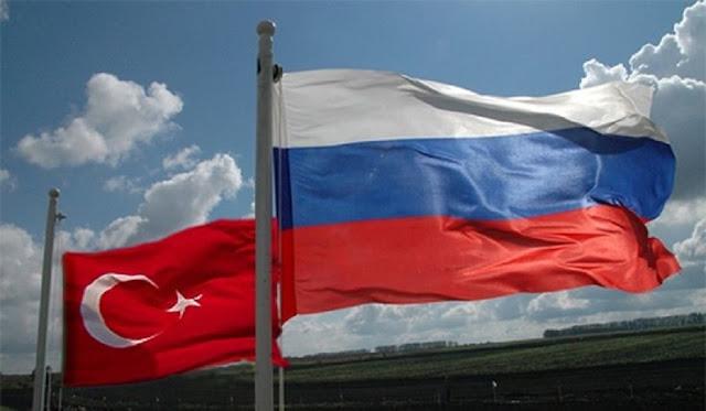 Επιβεβαιώνεται η λυκοφιλία στις ρωσοτουρκικές σχέσεις