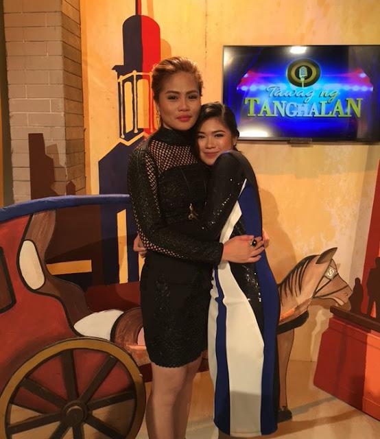 Mary Gidget Dela Llana, Maricel Callo enter 'Tawag ng Tanghalan' Grand Finals