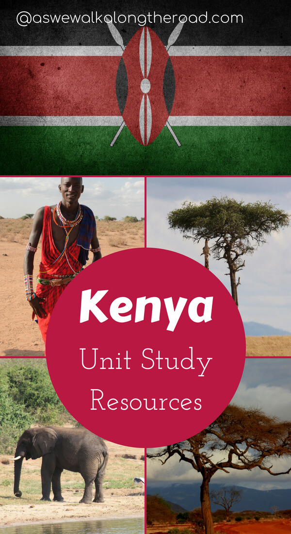 Kenya unit study resources