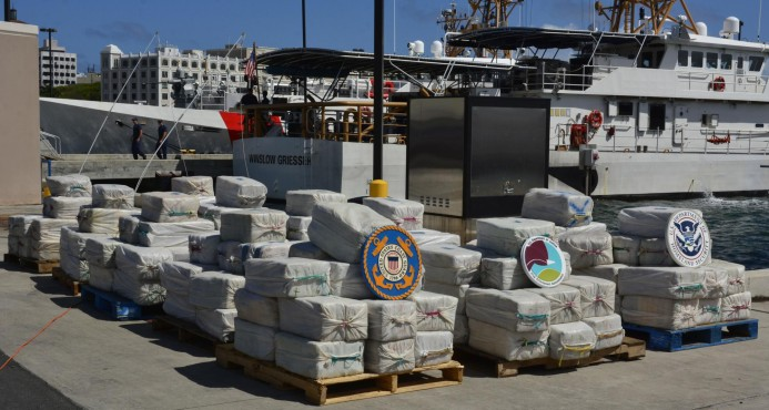 EE.UU. denuncia auge de lavado de dinero y producción de droga en Latinoamérica