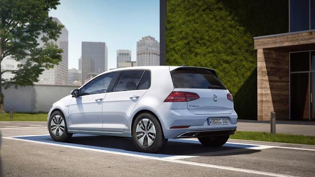 Volkswagen e-Golf 2017 - Nuevas actualizaciones