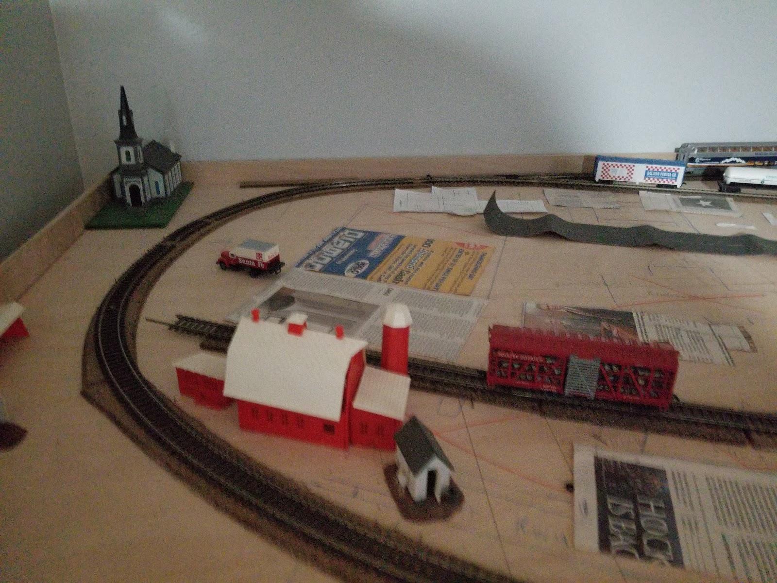 Kenward's Modle Railroad
