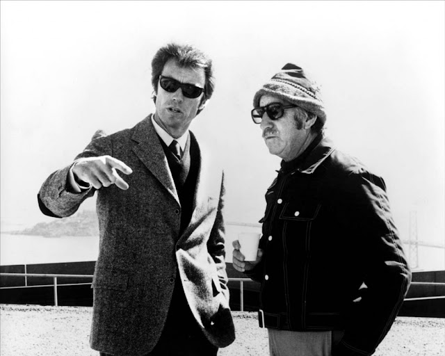 Dirty Harry 1971 movieloversreviews.filminspector.com Clint Eastwood Don Siegel