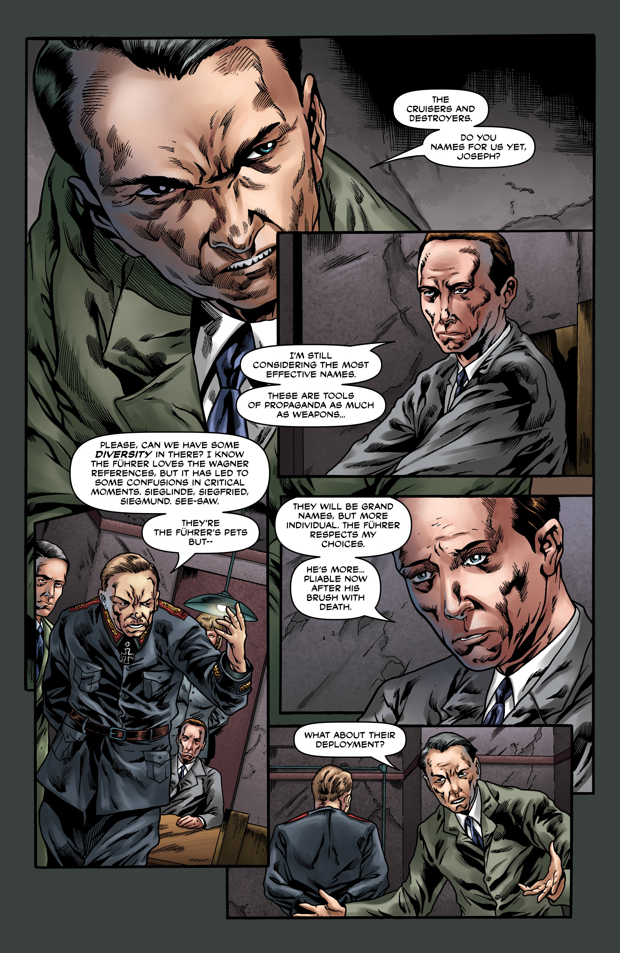 Read online Uber comic -  Issue #20 - 10