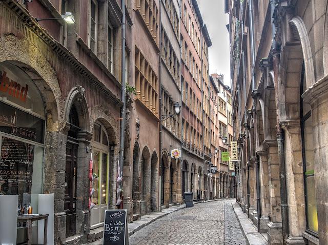 Onde ficar em Lyon: vieux Lyon