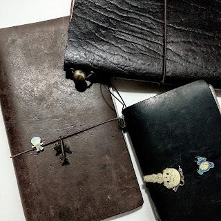 Ewafebri Traveler notebook