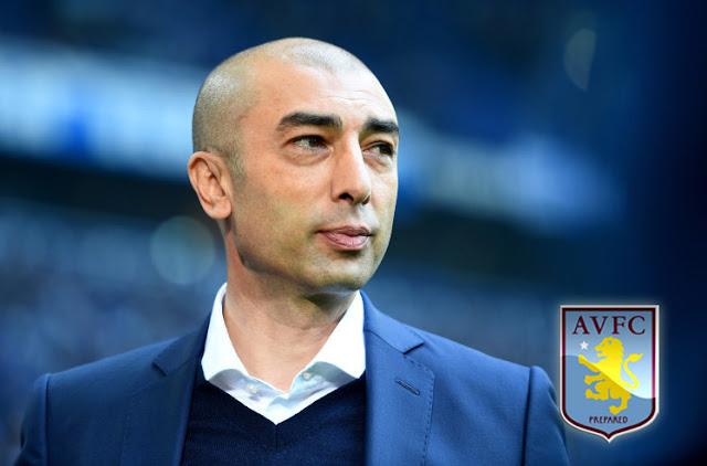 Bos Baru Aston Villa : Roberto Di Matteo!