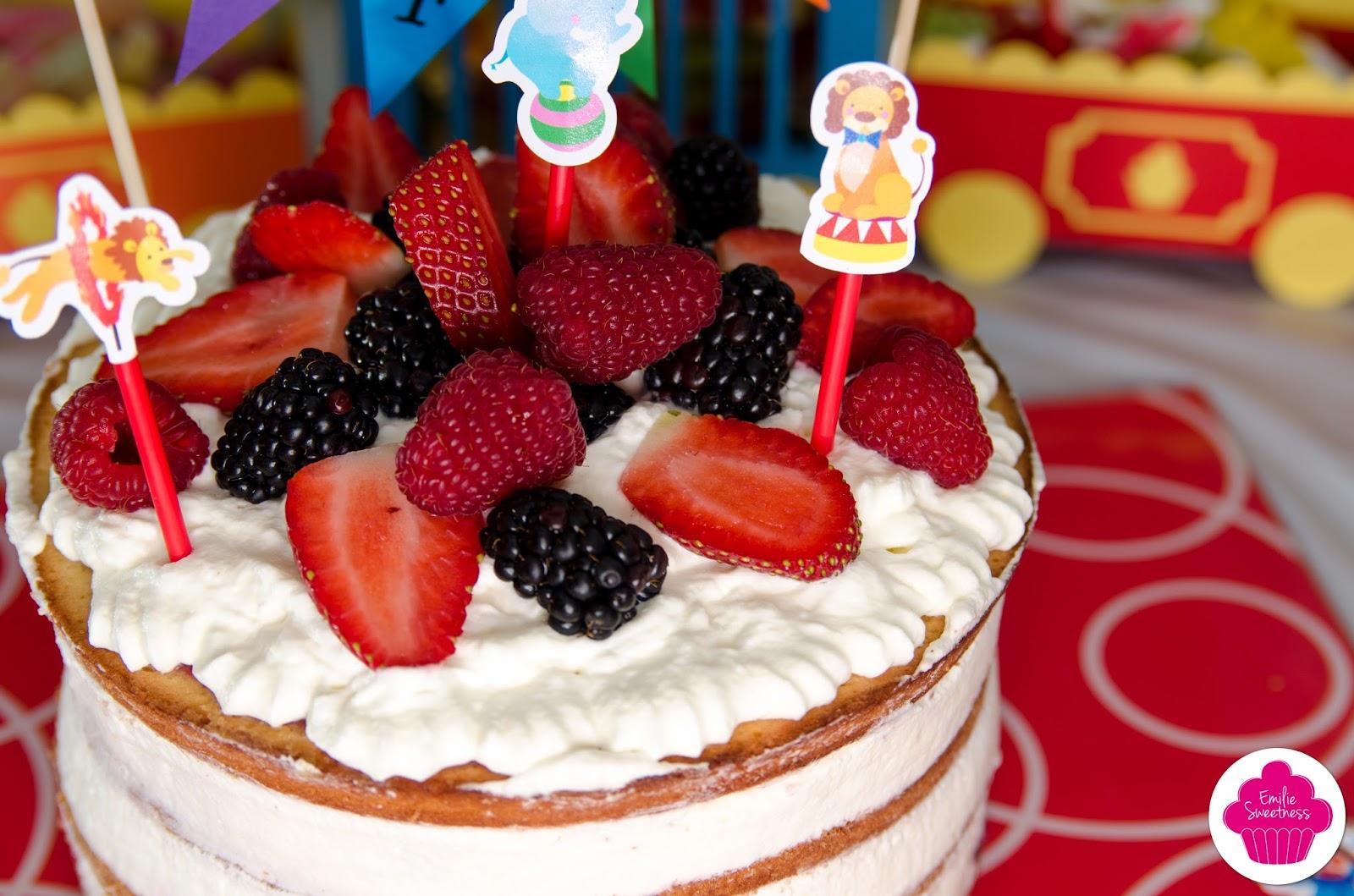 Top 15 des recettes de gâteaux danniversaire légers et originaux